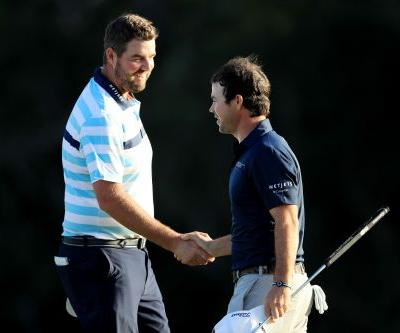 Brian Harman, Marc Leishman tied after two rounds in Hawaii