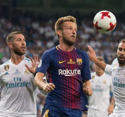 'We must not fool ourselves, La Liga has just begun' - Rakitic plays down Barcelona's seven point lead over Real Madrid
