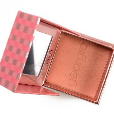 Benefit Georgia Blush Review & Swatches (2020)