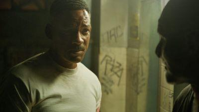 Trailer of Bright starring Will Smith, Joel Edgerton, and Noomi Rapace