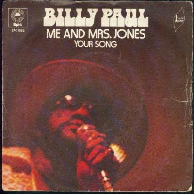 """The Number Ones: Billy Paul's """"Me And Mrs. Jones"""""""