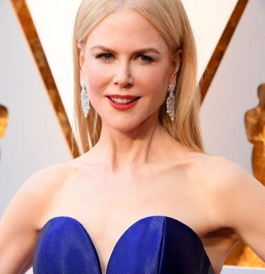 Nicole Kidman's Oscars Hair Came Courtesy of This New H&M-Owned Beauty Line