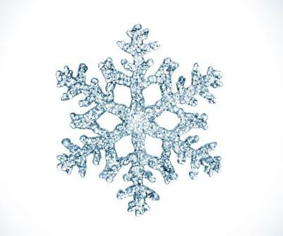 How to make a paper snowflake this Christmas