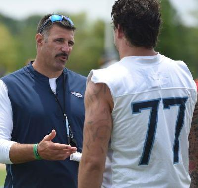Mike Vrabel says he'd 'probably' cut off his genitals for a Titans Super Bowl victory