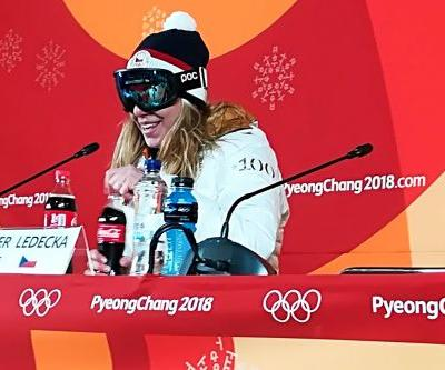 1 Skiier Refused to Remove Her Goggles After a Gold Medal Win Because She Was Sans Makeup