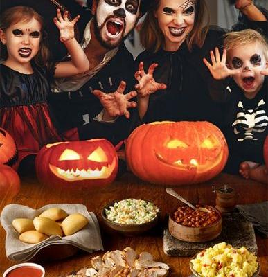 No Tricks, Just a Treat at Dickey's this Halloween