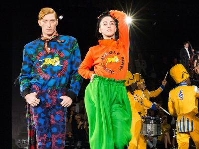 This Is The Most Bananas Fashion Show We've Ever Seen