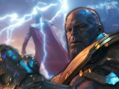 Thanos & Thor Have The Most Screen Time In Avengers: Infinity War