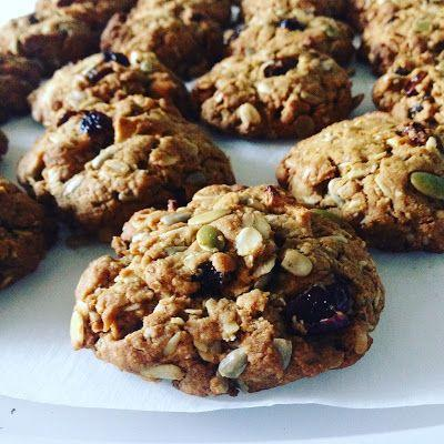 Trailmix Cookies