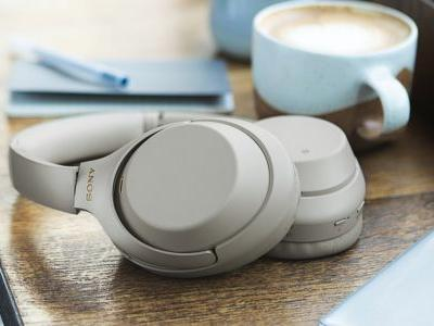 Sony's wireless noise canceling headphones get a price cut at Amazon