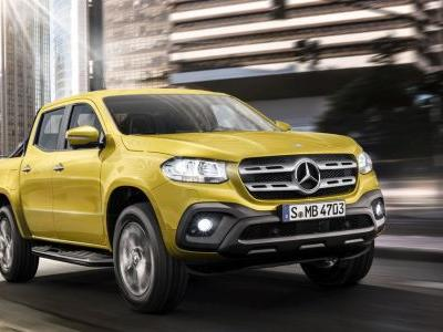 "A BMW Executive Has Called The Mercedes-Benz X-Class ""Appalling"""