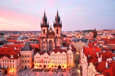 Prague sees an increase in the Russian tourist figures