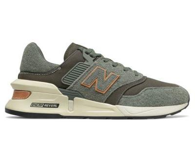 New Balance Gives the 997 Sport a Fuzzy, Earth-Toned Update
