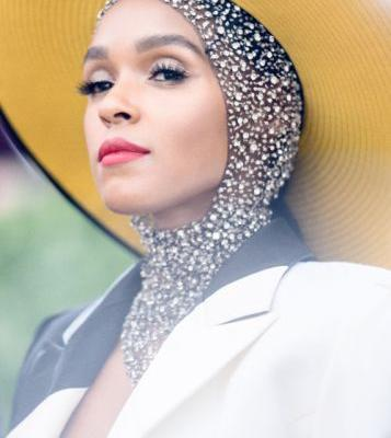 Photo by Benedict Evans for W magazine.Janelle Monáe in Marc