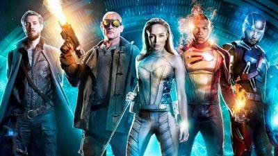 DC's Legends of Tomorrow Season 3 Art Revealed