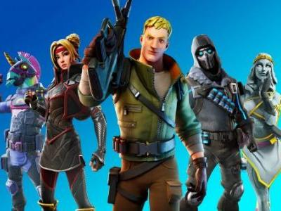 Fortnite Chapter 2: Season 1 extended, game moving over to Unreal Engine's Chaos physics system
