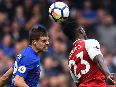 Luiz sees red in Arsenal-Chelsea stalemate