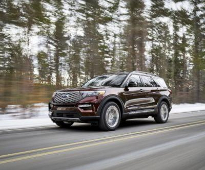 Ford just revealed its all-new Explorer SUV, and it's the automaker's most important new vehicle since the redesigned F-150 pickup truck