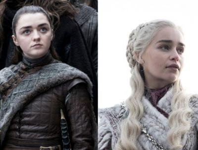 Will Arya Kill Dany On 'Game Of Thrones'? Fans Are Convinced The Finale Will Be Bloody