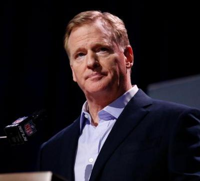 Many believe Roger Goodell's time as NFL commissioner is coming to a close. Not everyone is so sure