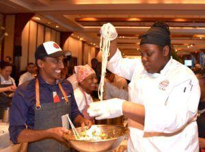 """Meatless Monday Challenges High School Chefs to """"Go With Grains"""" for C-CAP Recipe Contest"""