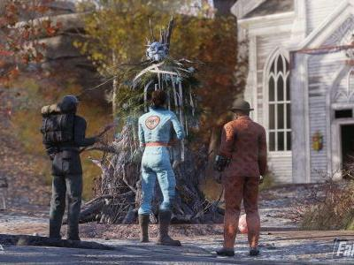 """Todd Howard admits that the team knew Fallout 76 was """"not a high Metacritic game"""" at launch, but it's about """"what the game becomes"""""""