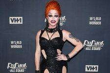 'Drag Race' Star Morgan McMichaels Bedazzles Cast After Breaking Hand Punching 'Nazi' Attacker