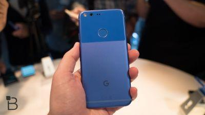 Blue Google Pixel now available to pre-order in the U.K