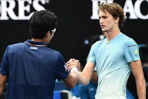 Australian Open: Alexander Zverev crashes out of a Grand Slam early once again, falling in five sets to unseeded Hyeon Chung