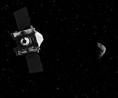 After a two-year journey, a NASA spacecraft arrives at its target asteroid