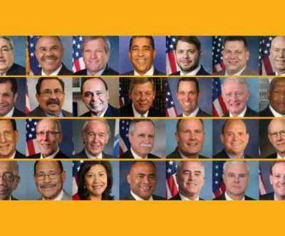 Amazon's mugshot AI says 28 members of Congress are known criminals