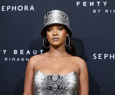 Rihanna Did New Year's Eve Style Better Than Literally Anyone