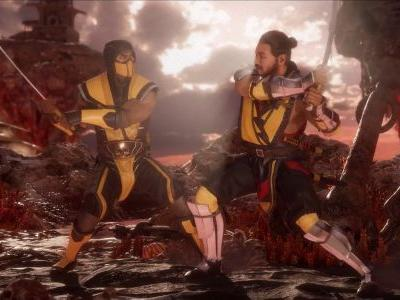 Mortal Kombat 11 tops NPD charts for a second month in a row