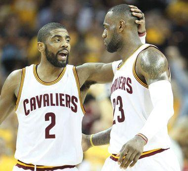 Dan Gilbert thanks Kyrie Irving for six seasons with Cavaliers