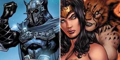 Wonder Woman's 11 Most Dangerous Villains - And 5 That Are Worthless
