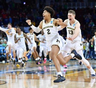 2018 NCAA tournament: Michigan's buzzer-beater 'is what March is made of'