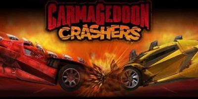 Carmageddon: Crashers, a very repetitive game of chicken