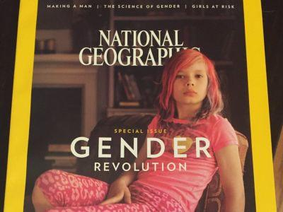 This Is The First Trans Person To Appear On The Cover Of National Geographic