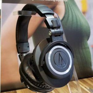 Audio-Technica debuts trio of noise-canceling Bluetooth headphones at CES 2019