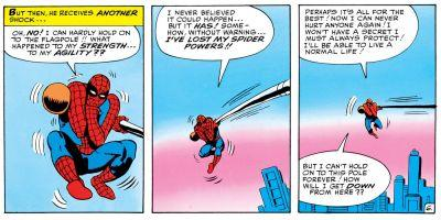 15 Weaknesses You Didn't Know Spider-Man Had