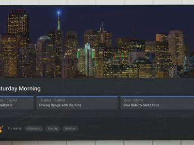 How to display visual responses from Google Home on your TV w/ Chromecast
