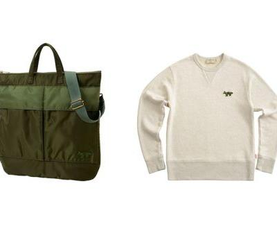 Maison Kitsuné & PORTER Team up on an Exclusive Capsule Collection