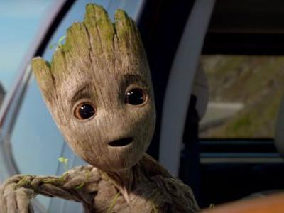 James Gunn Says Baby Groot is Really Groot's Son