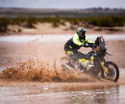 ANDREW SHORT SECURES BEST STAGE RESULT ON DAY EIGHT OF DAKAR