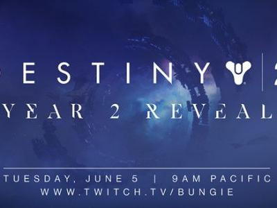 Bungie Will Reveal Destiny 2 Year 2 With a Live Stream Next Week