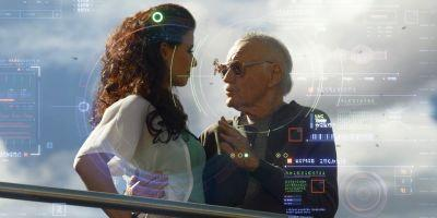Stan Lee's Cameo in Guardians of the Galaxy Ride Revealed