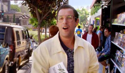 Adam Sandler Made A '90s Movie For Netflix And It Looks Great. NOT!