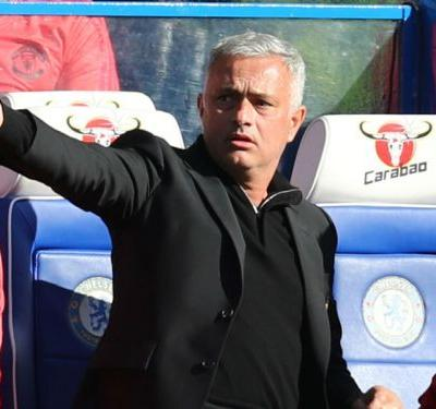 Chelsea draw an 'awful' result for 'best team' Man Utd - Mourinho
