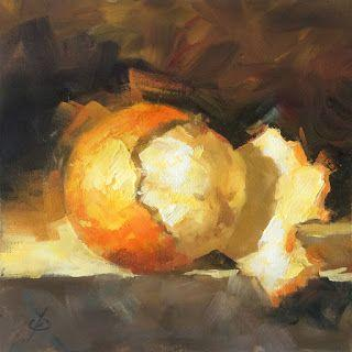 ORANGE A-PEEL by Tom Brown