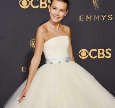 Celebrities Are Serving Up Some Serious Looks At This Year's Emmys